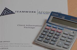 Teamwork Accounting Tax
