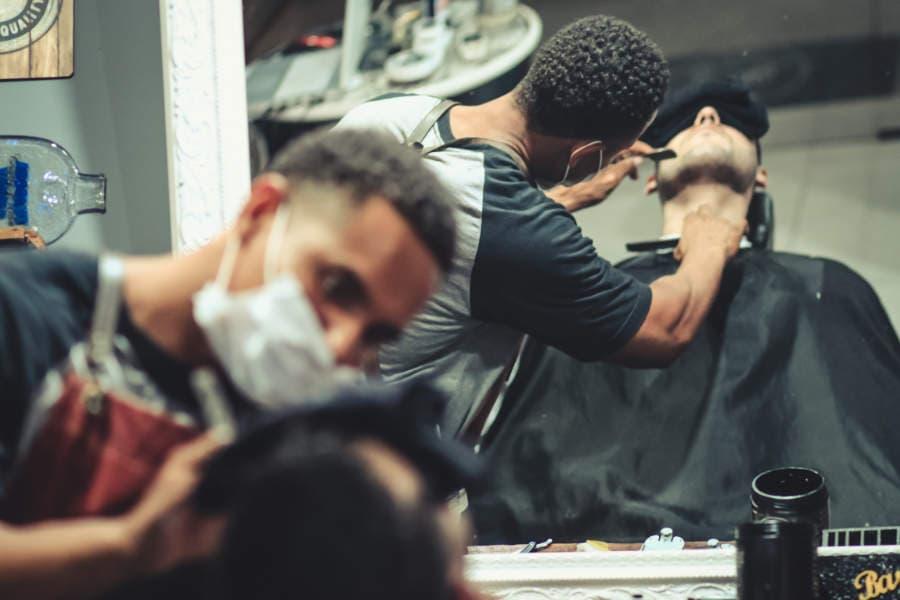 small business barber shop covid 19
