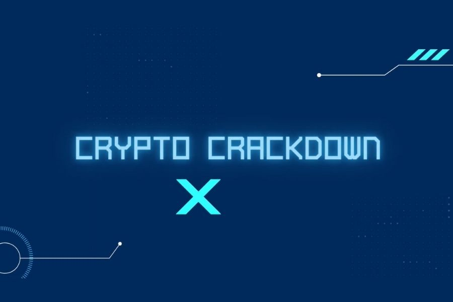 Crypto Crackdown Featured Image
